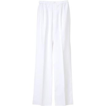 ナガイレーベン 女子パンツ EH-3773(M)ホワイト