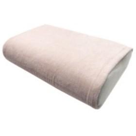 枕カバー ピロケース エアーかおる 消臭枕カバー 32×52cm 43×63cmまで対応 日本製 オーガニックコ (パステルピンク)