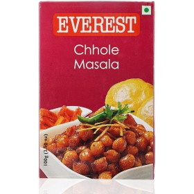 Everest Chhole Masala Powder , 100g Carton