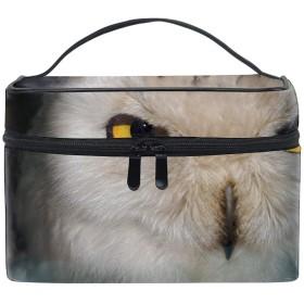 鳥についての心配メイクボックス コスメ収納 トラベルバッグ 化粧 バッグ 高品質