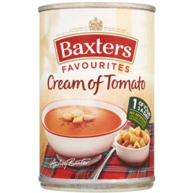 Baxters Favourites Cream of Tomato Soup (400g) トマトスープのbaxtersお気に入りクリーム( 400グラム)