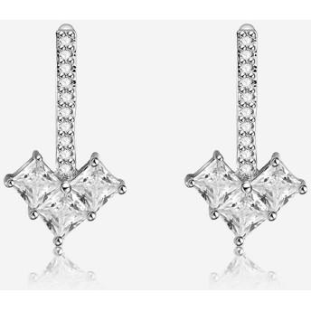 Swiftgood 女性女の子のイヤリング金属合金のファッションの気質の耳のイヤリング61189596A