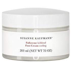 Susanne Kaufmann Cooling Foot Cream 200ml - スザンヌカウフマン冷却フットクリーム200ミリリットル [並行輸入品]