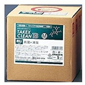 除菌・消臭剤 (タケックスクリーン) 5L /8-4964-02
