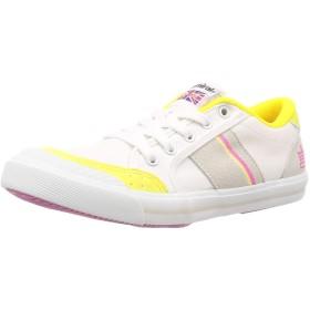 [アドミラル] スニーカー INOMER White/Yellow/Pink (010713) UK 6(25 cm)
