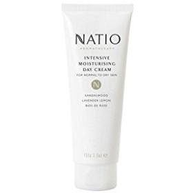 集中的な保湿デイクリーム(100グラム) x2 - Natio Intensive Moisturising Day Cream (100G) (Pack of 2) [並行輸入品]