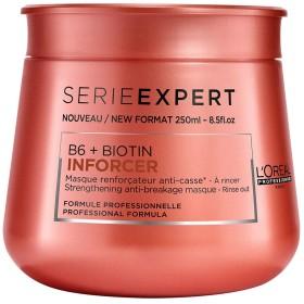 L'Oreal Serie Expert B6 + Biotin INFORCER Strengthening Anti-Breakage Masque 250 ml [並行輸入品]