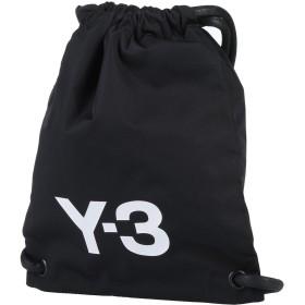 《期間限定セール開催中!》Y-3 Unisex バックパック&ヒップバッグ ブラック ポリエステル 100%