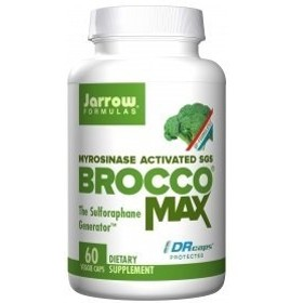 Jarrow Formulas - BroccoMax - 60カプセル ブロッコマックス