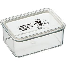 スケーター 組合せ フードケース 440ml 保存容器 シール容器 ミッキーマウス PCS2T