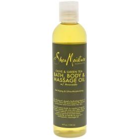 Olive & Green Tea Bath-Body & Massage Oil