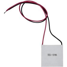 TEC1-12705 ペルチェ素子 15.2V 5A 40mm×40mm