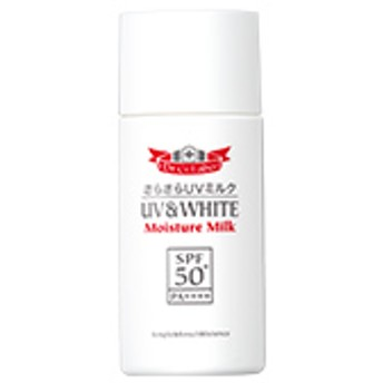 UV&WHITEモイスチャーミルク50+