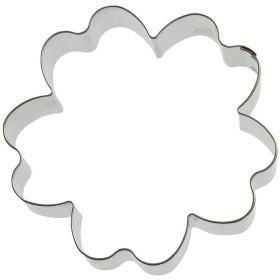Hibiscus Cookie Cutter 9.5cm B1648 - Foose Cookie Cutters - USA Tin Plate Steel