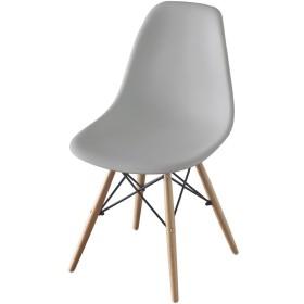 椅子 イームズチェア デザイナーズ リプロダクト グレー PP-623