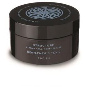 Gentlemen's Tonic ジェントルマンズトニック Structure: Hair Styling (ストラクチャWAX ストロングホールド)