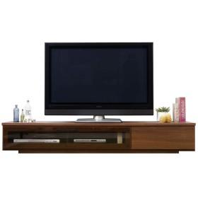 テレビ台 テレビボード 幅180 完成品 日本製 ノアⅡ180ローボード(BR)