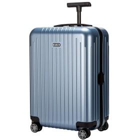 [ リモワ ] RIMOWA サルサエアー 38L 4輪 820.53.78.4 キャビンマルチホイール キャリーバッグ アイスブルー Salsa Air Cabin MultiWheel スーツケース [並行輸入品]