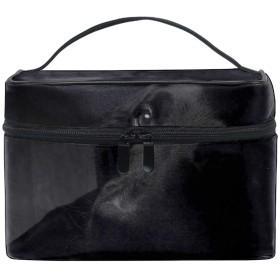 収納バッグ 化粧ポーチ レディース 多機能 大容量 防水犬