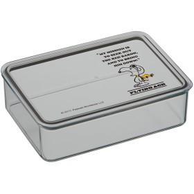 スケーター 組合せ フードケース 930ml 保存容器 シール容器 スヌーピー フライングエース PCS4T