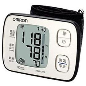 【オムロン】オムロン 手首式電子血圧計 HEM-6220-SL ×3個セット