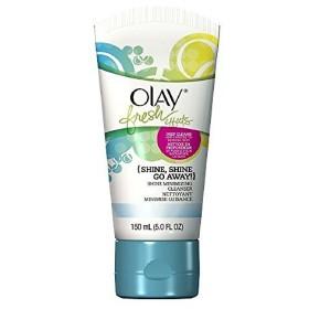 Olay Fresh Effects Shine, Shine Go Away! Shine Minimizing Cleanser, 5 oz. by Olay