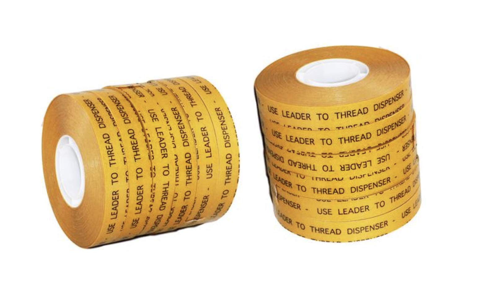 """Shurtape TG356 Natural Adhesive Transfer Tape 1//2/"""" x 36 yds CASE OF 12 ROLLS"""