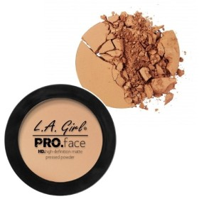 LA GIRL PRO Face Powder - True Bronze (並行輸入品)