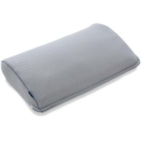 エアー DE 枕 ソフト グレー (約50×32×6~13)