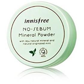 イニスフリー Innisfree ノーシーバム ミネラルパウダー(5g) Innisfree No sebum Mineral Powder(5g) [海外直送品]