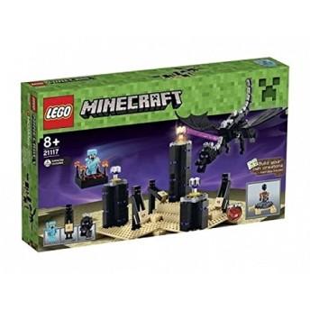 レゴ LEGO マインクラフト MINECRAFT エンダードラゴン 21117