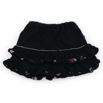 【メゾピアノ/mezzopiano】スカート 140サイズ 女の子【USED子供服・ベビー服】(462447)