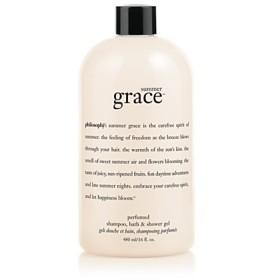 'summer grace (サマーグレイス) 16.0 oz (480ml) perfumed shampoo, bath & shower gel for Women