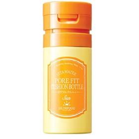 Skinfood ポアフィットクッションボトル - サン/Pore Fit Cushion Bottle - Sun 120ml [並行輸入品]