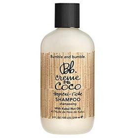 バンブルアンドバンブルクリーム・デ・ココシャンプー千ミリリットル x4 - Bumble & Bumble Creme De Coco Shampoo 1000ml (Pack of 4) [並行輸入品]