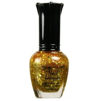 KLEANCOLOR Nail Lacquer 4 - Gold Caviar (並行輸入品)