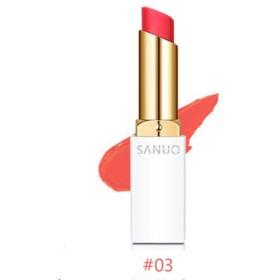 桜のロマンチックな口紅 マット 口紅 リップスティック 長持ち 3.4g/0.12oz (03#)