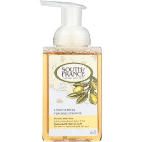 Hand Soap - Foaming - Lemon Verbena - 8 oz - 1 each by South Of France