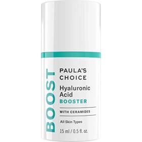 ポーラのチョイスヒアルロン酸ブースター|顔と目のためのセラムセラミドとパンテノールすべての肌タイプ| 15ml