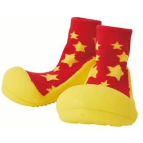 Baby feet ベビーフィート Neon Star ネオンスター レッド 11.5cm