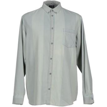 《期間限定 セール開催中》CHEAP MONDAY メンズ デニムシャツ ブルー L コットン 100%