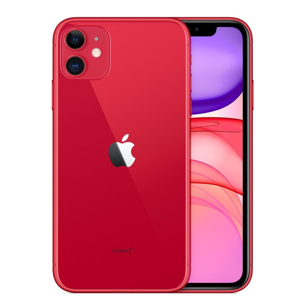 iPhone 11 紅 64GB