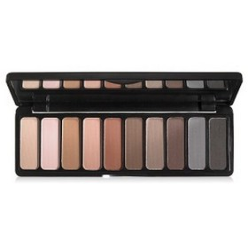 (3 Pack) e.l.f. Studio Mad for Matte Eyeshadow Palette - 10 Shades (並行輸入品)