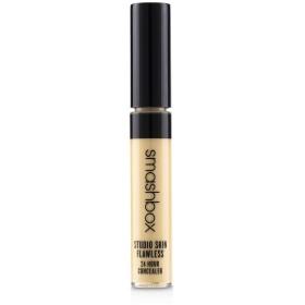 スマッシュボックス Studio Skin Flawless 24 Hour Concealer - # Light Neutral Olive 8ml/0.27oz並行輸入品