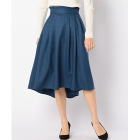 (SHIPS OUTLET/シップス アウトレット)【SHIPS for women】WD:WLGGT TUCK SK/レディース ブルー
