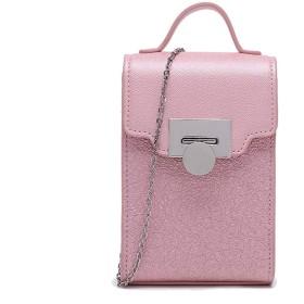 DAJOLGファッションハンドバッグ女性用、女性用トートバッグ/女性/女性用ショルダーバッグクロスボディ財布、女性用レザークラッチバッグ、女性用クロスボディバッグ,Pink,/