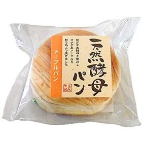 食祭館 天然酵母パン 12個入【×12箱:合計144個】 (メープル)