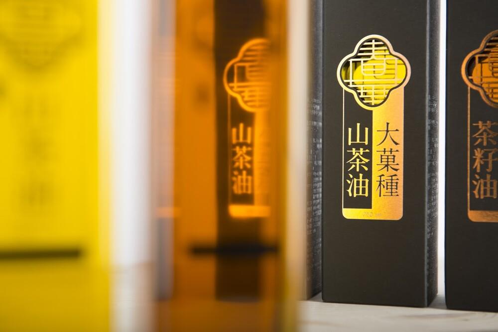春華茶籽油~250ml