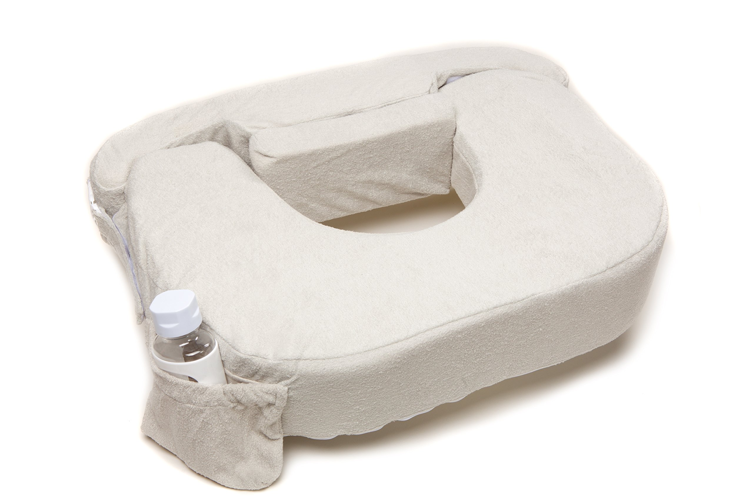 My Brest Friend Twin Nursing Pillow Deluxe Slipcover Only PILLOW NOT INCLUDED