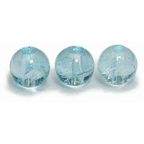g3-641C 4mm A 1粒売り ブルー トパーズ ブラジル産 天然石 パワーストーン